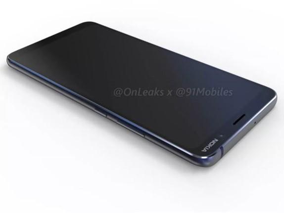Nokia 9 xuất hiện trong video 360 độ