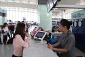 Hành khách tự chấm điểm chất lượng dịch vụ sân bay Nội Bài