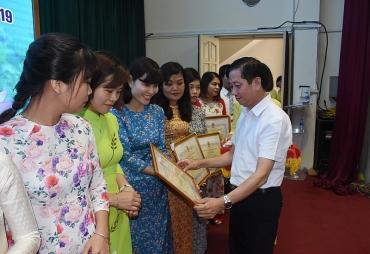 LĐLĐ quận Thanh Xuân: Vì lợi ích nữ công nhân viên chức lao động