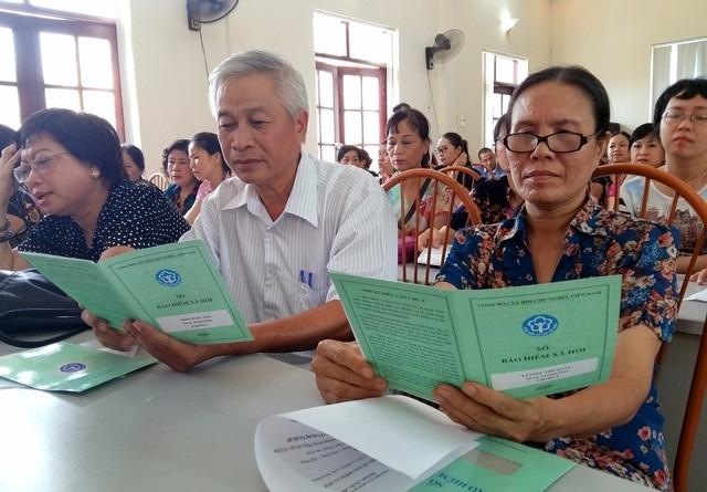 Quyền lợi của người tham gia BHXH sẽ được bảo đảm theo quy định của pháp luật