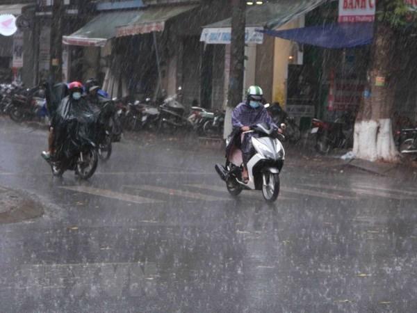 Các tỉnh Bắc Bộ sắp đón không khí lạnh, trời chuyển mưa rét