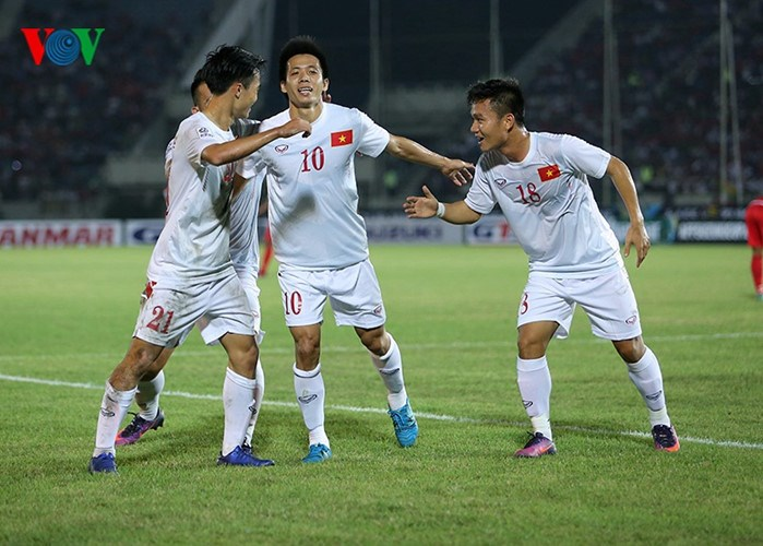 Đội tuyển Việt Nam cần giành kết quả nào trước Myanmar?