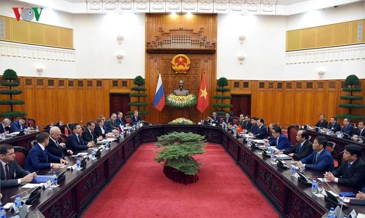 Việt Nam - Nga: Hoạch định những bước đi trong tương lai