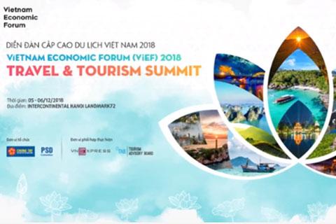 Lần đầu tiên Việt Nam tổ chức Diễn đàn cấp cao du lịch