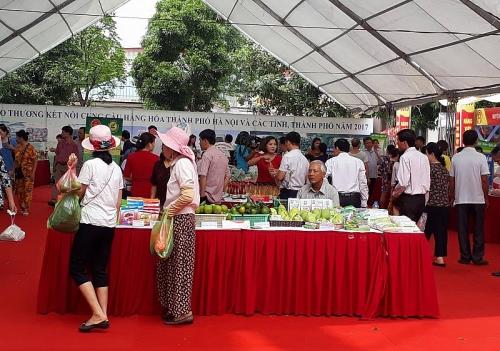 Hiệu quả từ chương trình giao thương kết nối cung - cầu: Góc nhìn từ Thủ đô Hà Nội