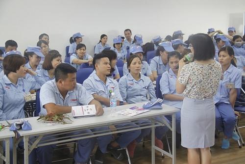 Hàng ngàn công nhân lao động hưởng lợi