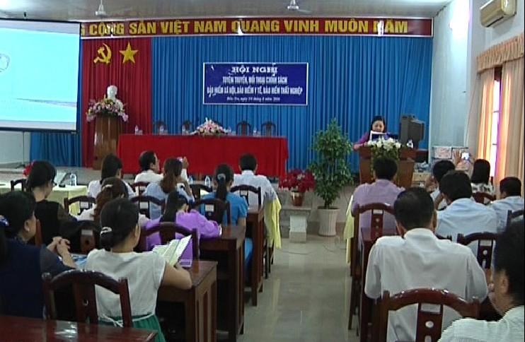 Hà Nội: Đối thoại về chính sách BHXH