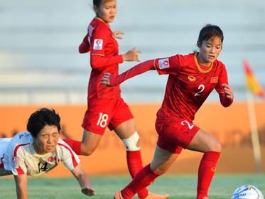 Tuyển nữ Việt Nam sẽ vào bán kết giải châu Á khi nào?