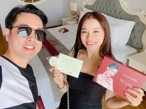 Dàn sao thi nhau check in địa điểm đám cưới Đông Nhi – Ông Cao Thắng