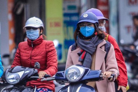 Từ 17/1, Bắc Bộ và Thủ đô Hà Nội tiếp tục bước vào đợt rét đậm, rét hại mới