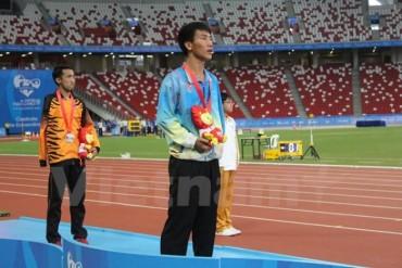 ASEAN Para Games 8: Đoàn thể thao Việt Nam phá 16 kỷ lục