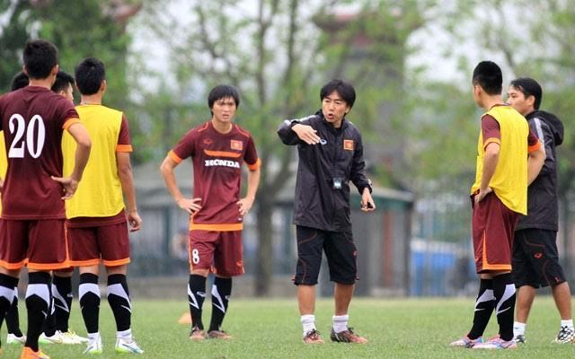 U23 VN, HLV Miura, U23 Nhật Bản