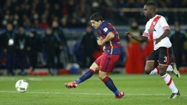 Barcelona lần thứ ba đăng quang FIFA Club World Cup