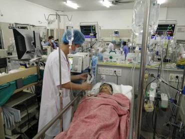 'Dính lạnh' vì chủ quan, gia tăng người đột quỵ nhập viện