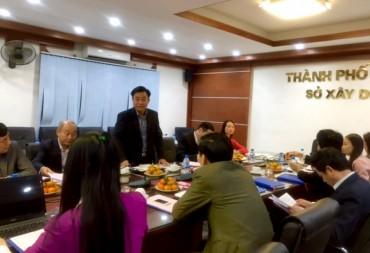 Công đoàn ngành Xây dựng Hà Nội: Chú trọng công tác An toàn lao động