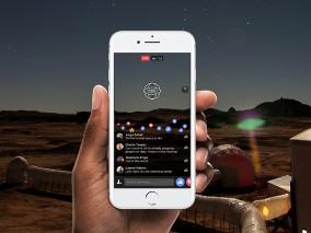 Quay video trực tiếp 360 độ sắp có mặt trên Facebook