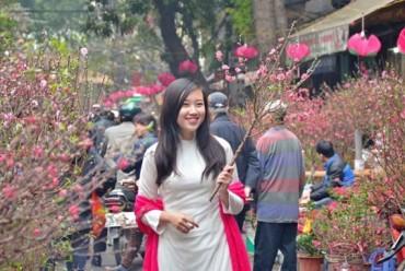 Hà Nội mở 60 điểm chợ hoa Xuân 2017