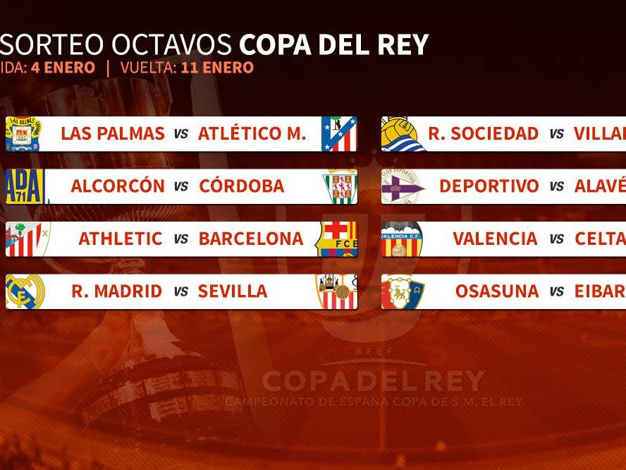 Real Madrid, Barcelona cùng gặp khó tại cúp nhà Vua Tây Ban Nha