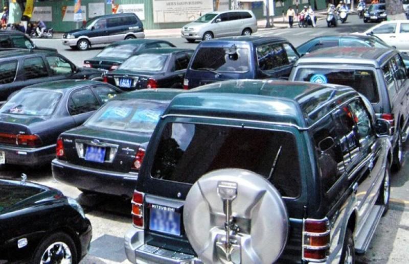 Quy định tiêu chuẩn, định mức trang bị xe công