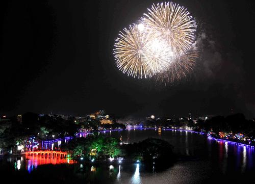 Những điểm vui chơi cho cả gia đình dịp Tết Dương lịch ngay Hà Nội