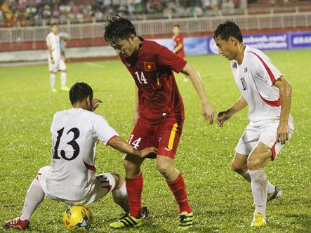 Xuân Trường và Công Vinh cùng lọt vào top 5 Quả bóng vàng Việt Nam 2016