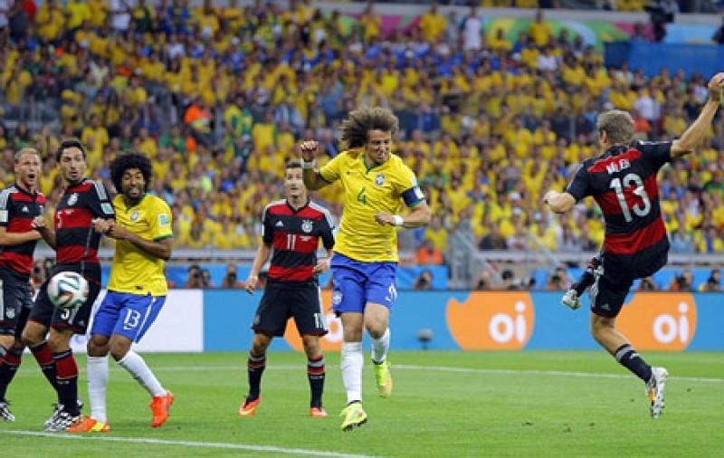 World Cup 2018: Đức và Brazil có thể gặp nhau ở vòng 16