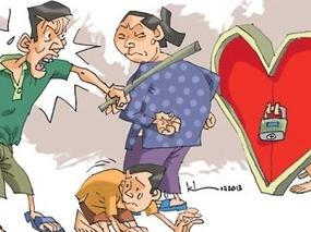Bạo hành trẻ em và quan niệm đòn roi