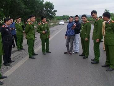 Bắt tạm giam đối tượng tông xe khiến Thiếu tá CSGT tử vong