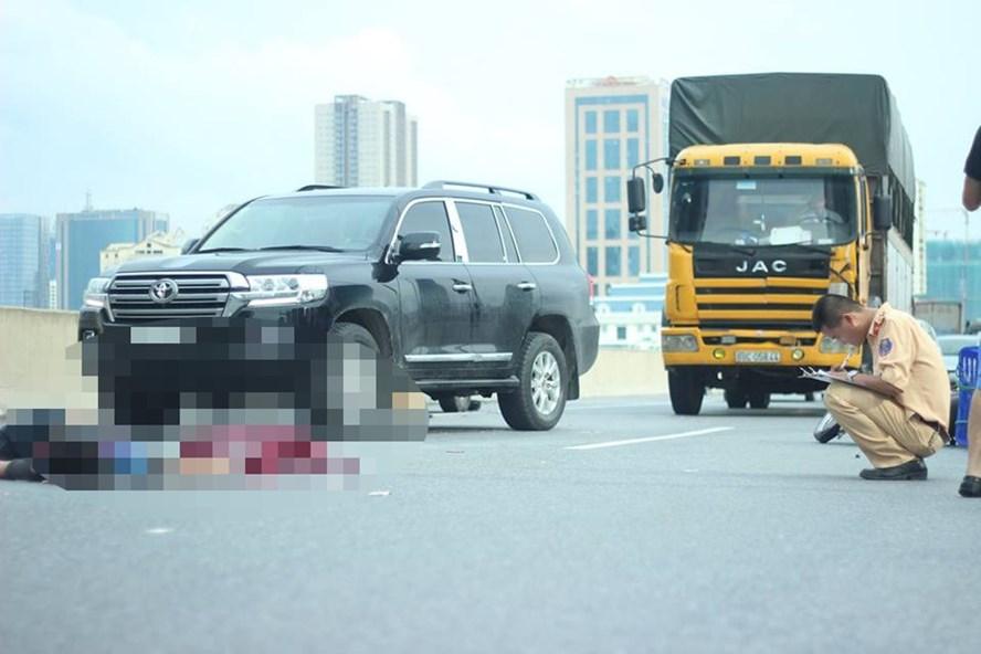 Cảnh báo đi xe máy vào đường vành đai 3 trên cao: Gây tai nạn chết người!