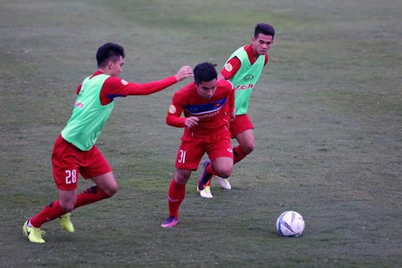 27 cầu thủ U23 Việt Nam sang Thái Lan dự giải M-150 Cup 2017