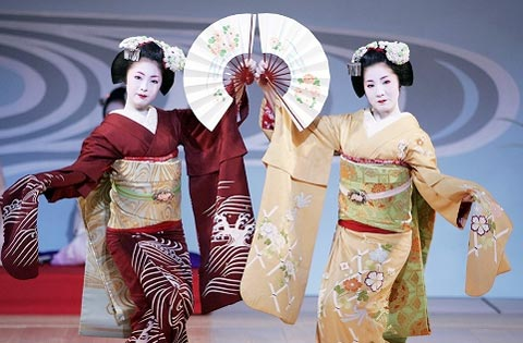 Sắc màu văn hóa tại Tuần lễ văn hóa Nhật Bản 2017