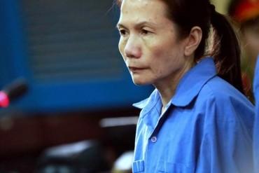Đề nghị tử hình cựu Giám đốc Agribank Bến Thành
