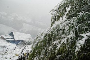 Miền Bắc sắp lạnh 8 độ C, Sapa và Sìn Hồ có khả năng xuất hiện băng giá