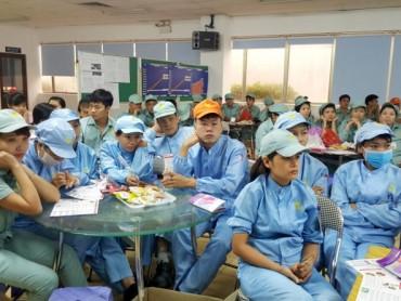 Nhu cầu không thể thiếu với công nhân nữ