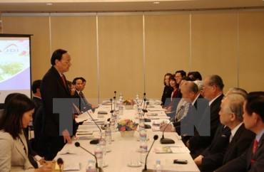 Nhật Bản rất coi trọng và tin tưởng quan hệ với Việt Nam