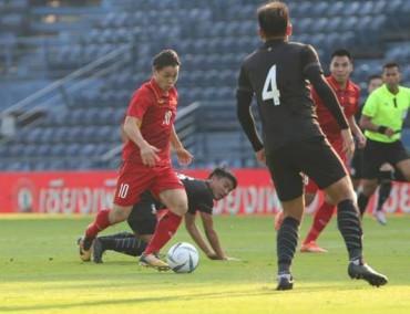 Rất lâu rồi U23 Việt Nam mới giành chiến thắng trước U23 Thái Lan