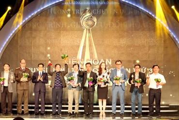 Bế mạc Liên hoan Truyền hình toàn quốc