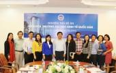 Xây dựng Đại học Kinh tế Quốc dân phát triển vững mạnh