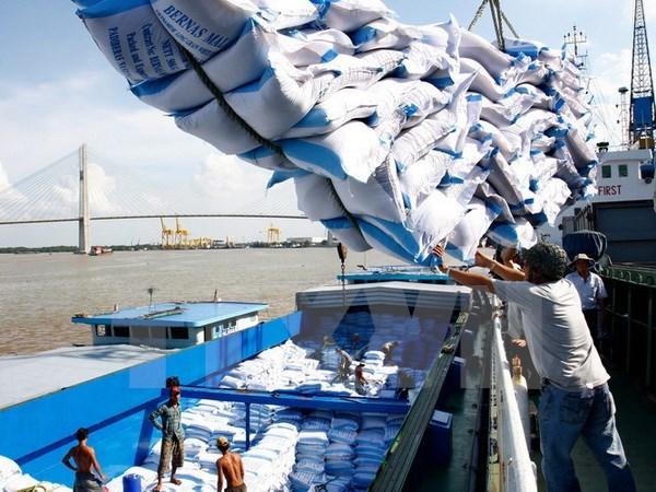 Xuất khẩu gạo năm 2017: Mức tăng trưởng vượt kỳ vọng