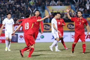 U23 Việt Nam đã thu được nhiều bài học quý sau trận thua Ulsan Hyundai