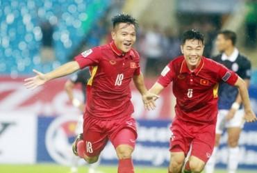 Đội tuyển Việt Nam vươn lên dẫn đầu khu vực Đông Nam Á