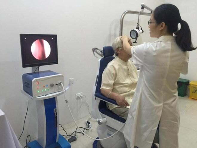 Trung tâm y tế đa khoa của Hàn Quốc hoạt động ở Việt Nam