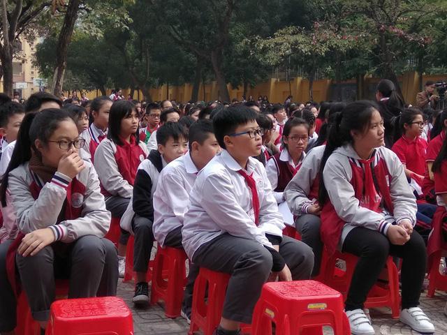 Hà Nội công bố phương án tuyển sinh lớp 6 vào đầu tháng 3/2018