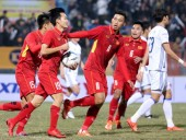 VTV trực tiếp các trận đấu của U23 Việt Nam tại VCK U23 châu Á 2018
