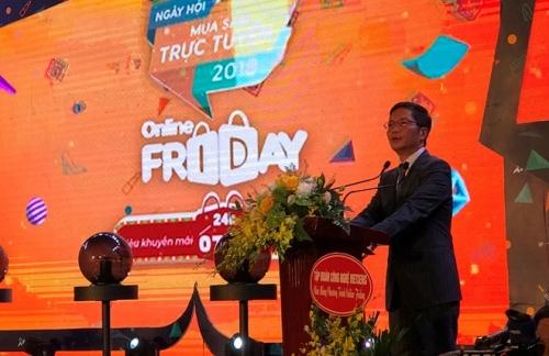 'Online Friday đã có sự trưởng thành cả về số lượng và chất lượng'