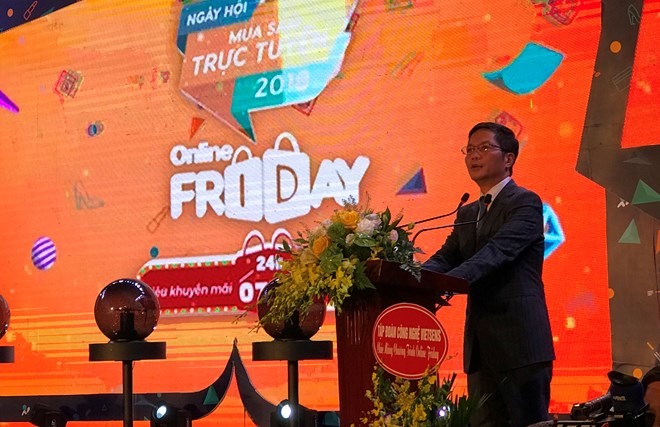 online friday da co su truong thanh ca ve so luong va chat luong