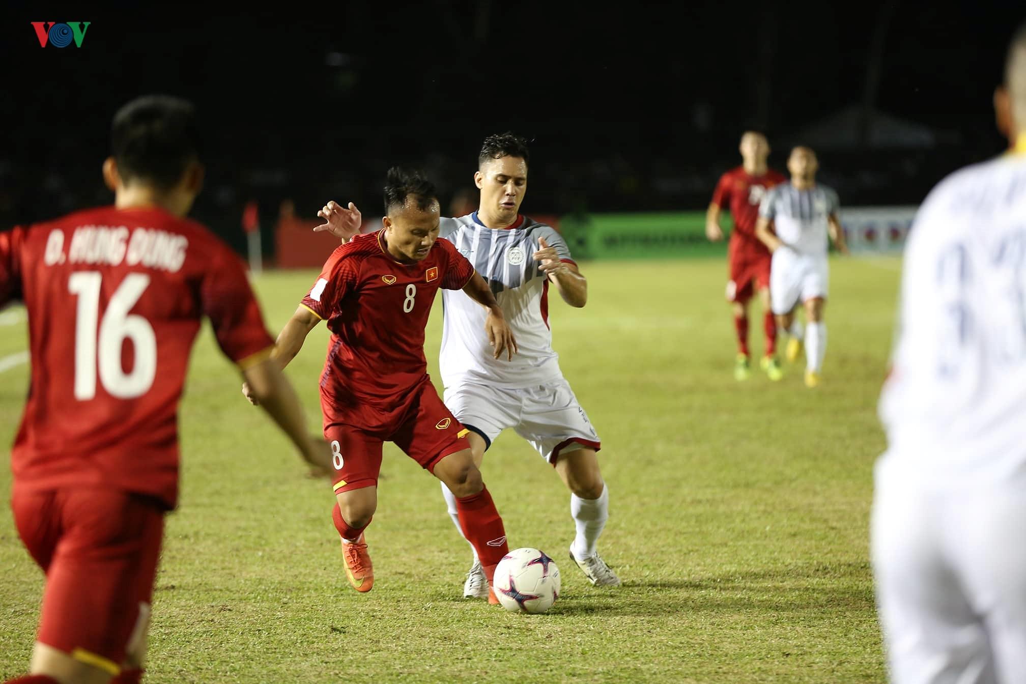 Việt Nam quyết tâm vào chung kết bằng chiến thắng lịch sử