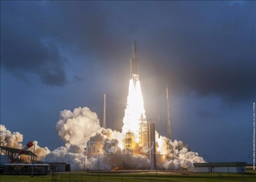 Hàn Quốc phóng thành công vệ tinh địa tĩnh khí tượng tự chế tạo