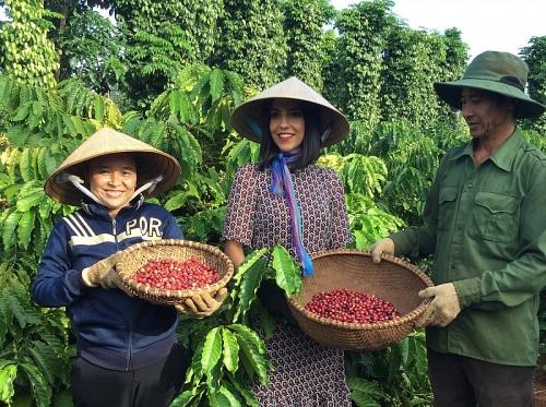 NESCAFÉ tự hào quảng bá cà phê Việt ra thế giới