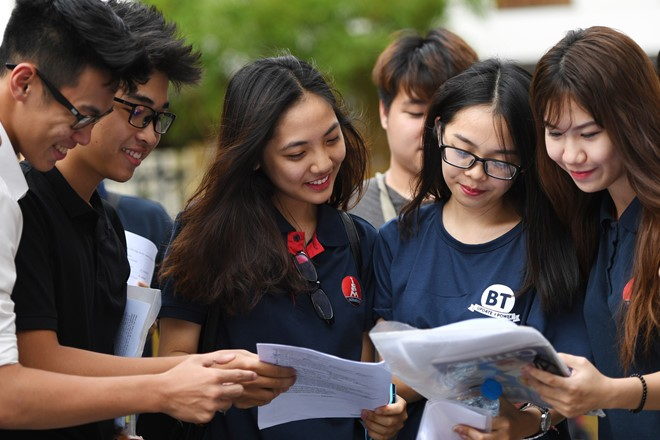 Bộ Đề thi tham khảo THPT quốc gia năm 2019: Giảm áp lực học nhiều